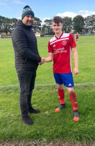 Five-goal Thurso end Orkney's Football Times Cup defence