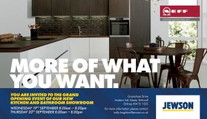 Jewson – More of What You Want