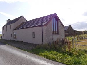 Myre House, Longhope, Hoy