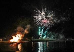 Arrangements for this year's Kirkwall bonfire and fireworks display