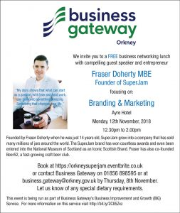 Business Gateway – Branding & Marketing
