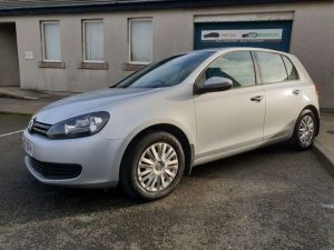 2012 Volkswagen Golf 1.2