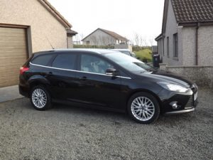 2013 Ford Focus Zetec TDCi, 5 Door