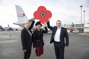 Loganair launches armed forces discount fares