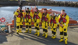 Longhope Lifeboat tasked to diving incident in Scapa Flow