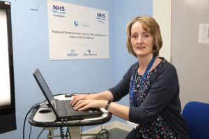 Queen's Nurse title for MS and MND advisor