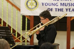 Rotary Young Musician Competition draws near
