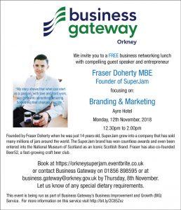 Business Gateway – Branding & Marketing