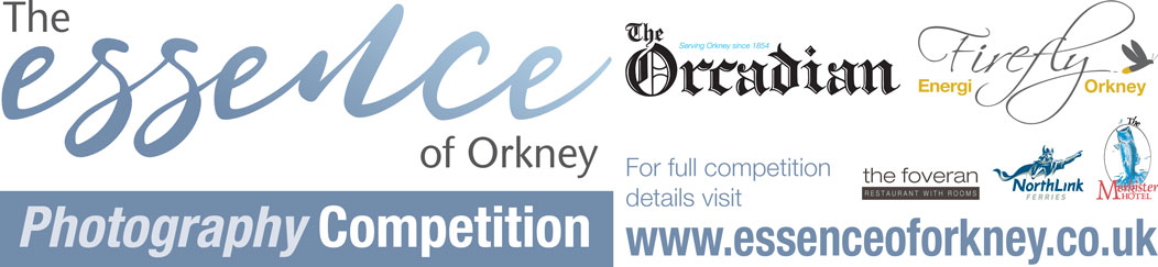 Essence of Orkney Competition