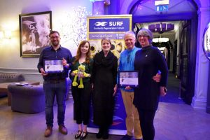 Island communities scoop two prizes at SURF Awards