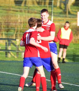 Hard-fought win for Orkney FC