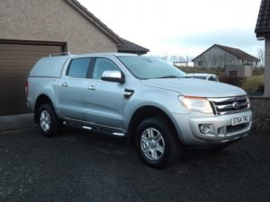 2014 Ford Ranger Limited 4×4 TDCi