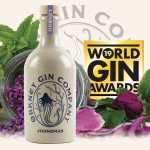 Orkney Gin wins national award