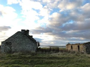 Land at Newhouse, Russland, Harray
