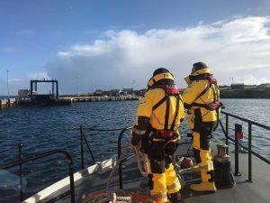 Kirkwall Lifeboat called to Eday