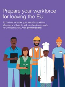 HM Government: Prepare your workforce for leaving the EU