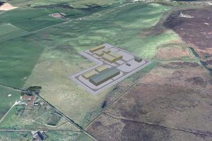 Planning application submitted for Finstown substation