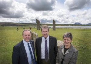 New partnership for Orkney's World Heritage Site