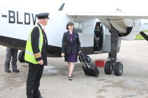 Final flight for flying banker