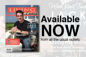 October Living Orkney OUT NOW