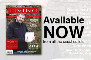 November Living Orkney OUT NOW