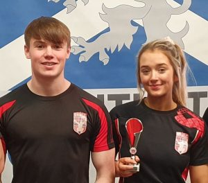 Scotland call for Orcadian weightlifters