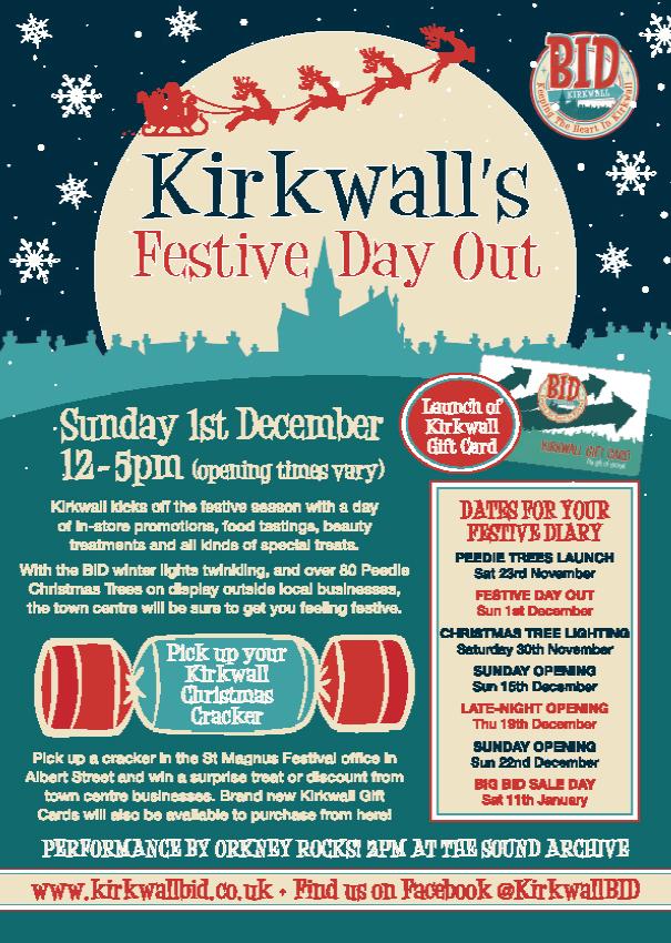 Kirkwall Bid