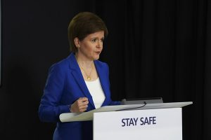 First Minister announces further lockdown restrictions