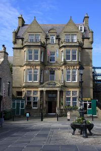 New alcohol-free direction for The Stromness Hotel