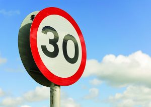 OIC testing Orkney's speed limits